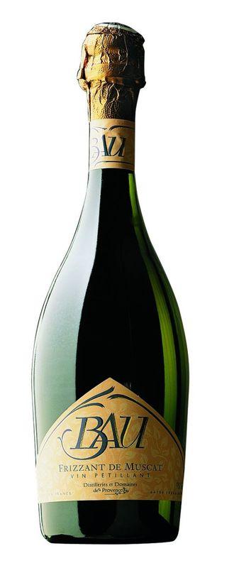 Distilleries et Domaines de Provence - Bau Frizzant de Muscat Blanc