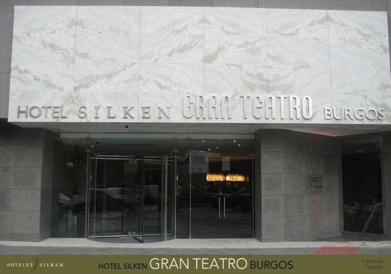 Hotel Silken Gran Teatro Burgos