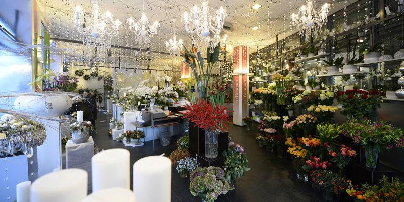 Beispiel: Geschäft, Foto: Blumen Au Bouquet.