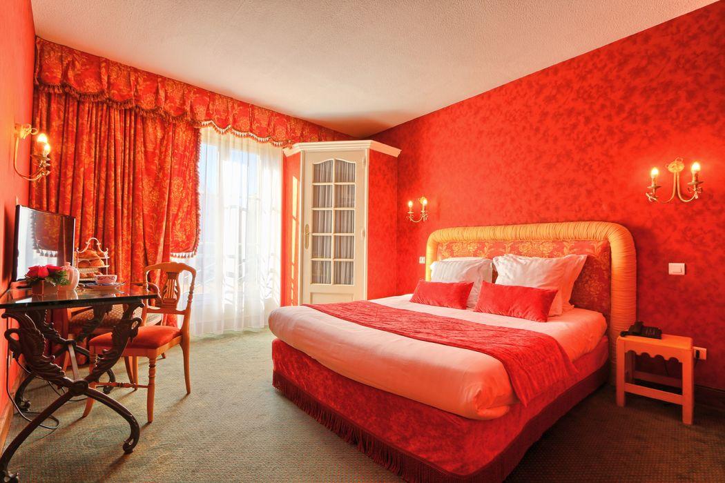 Chambre de l'Hôtel de France