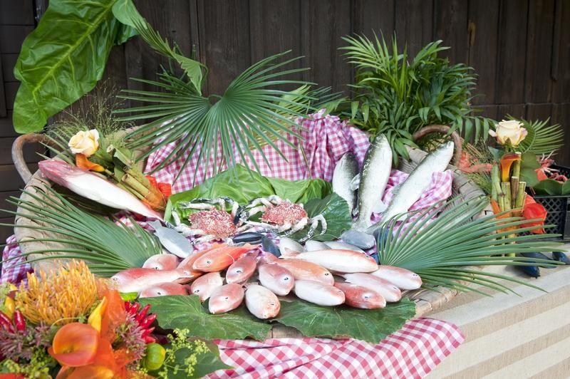 Beispiel: Catering, Foto: Traumgarten Thalwil.