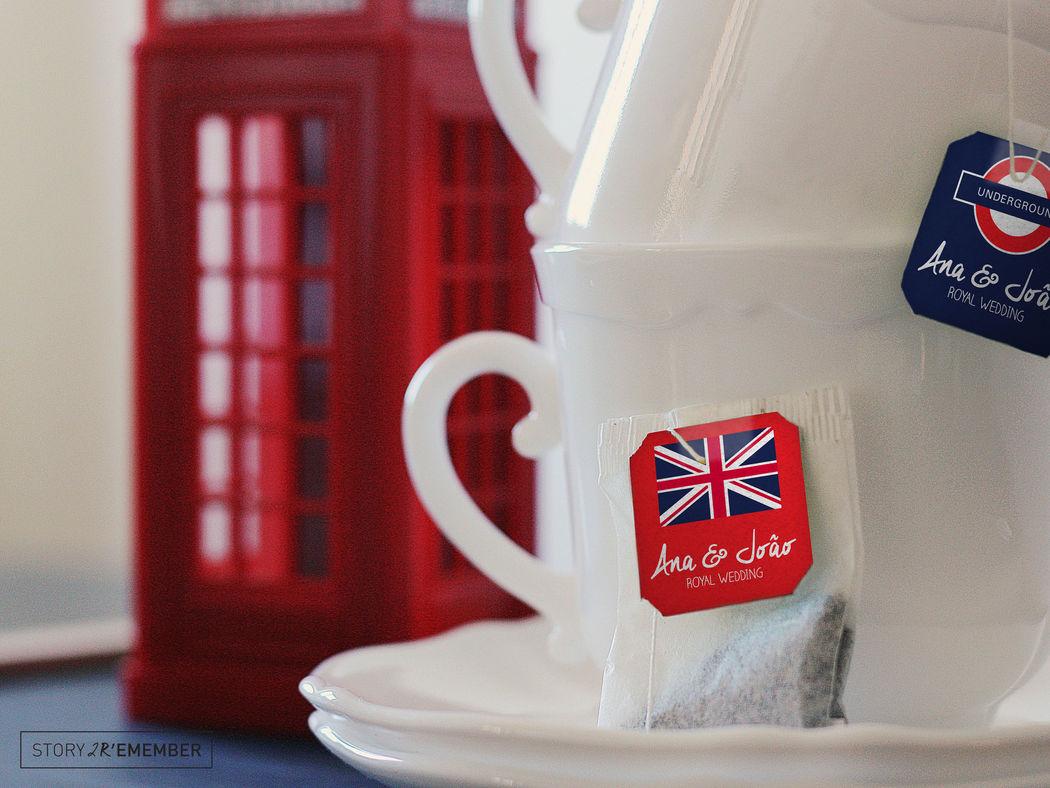 Apaixonados por Londres - Lembrança