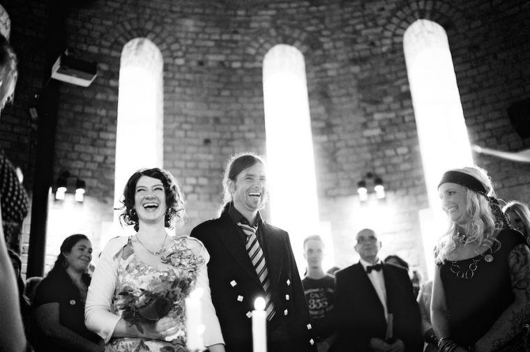 Beispiel: Fotos von der Trauzeremonie, Foto: Schmidt Photography.