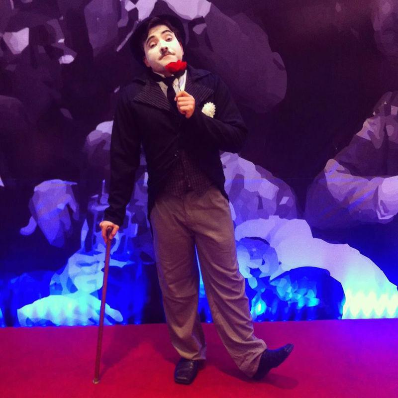Sósia - Chaplin