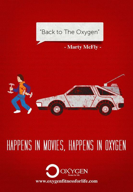 Oxygen Fitness for Life, gimnasio en Xalapa