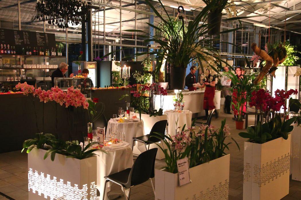 GaternHaus Wyss, ein Eventlokal der Gourmetbox GmbH