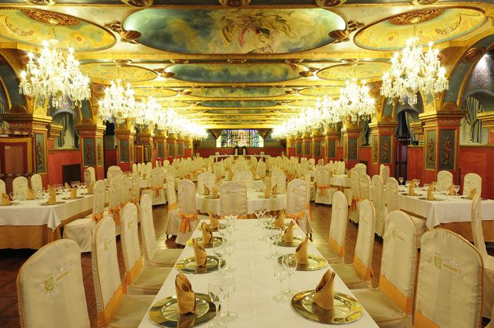 Salón de Cristal del Hotel Convento I