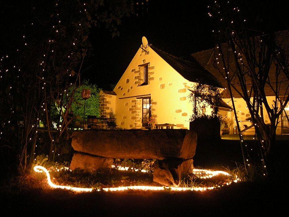 Nuit à Barbey