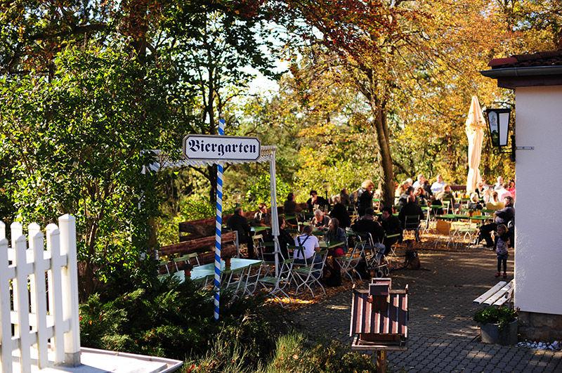 Beispiel: Biergarten, Foto: Waldgasthaus & Hotel Stiefelburg.