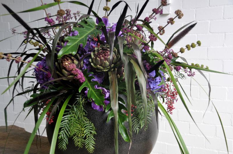 Beispiel: Ihre professionelle Hochzeitsfloristik, Foto: Puls Floristik.