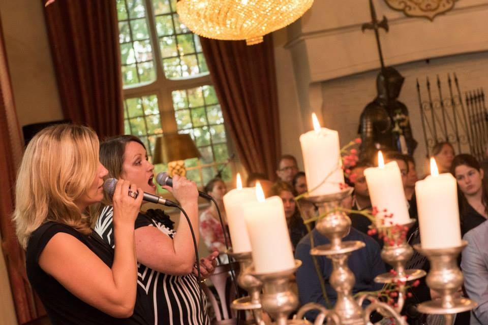The Weddingsingers foto: Fred van Soest Design&zo