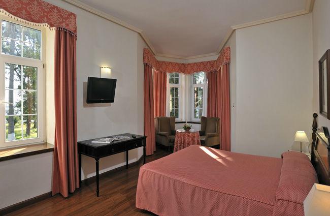 Hotel Globales Reina Cristina.