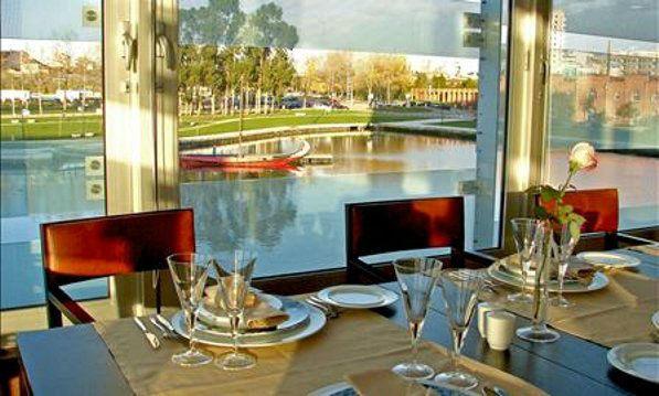 Foto: Restaurante do Lago