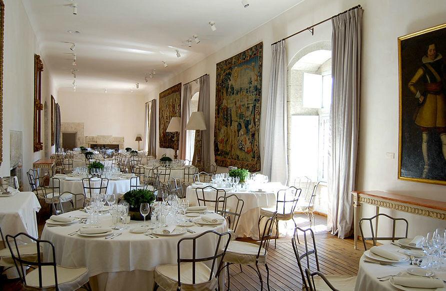 Salón del Conde. Palacio de Montarco