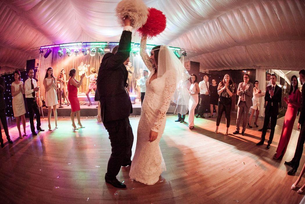 pierwszy taniec Magada i Tomek