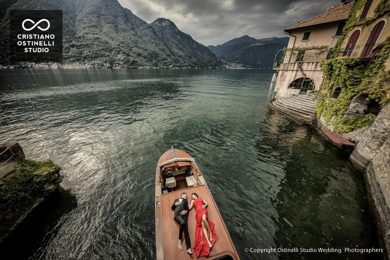 Best Lake Como wedding photographer