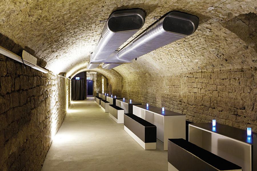 Beispiel: Bar / Lounge, Foto: Alte Weinfabrik.