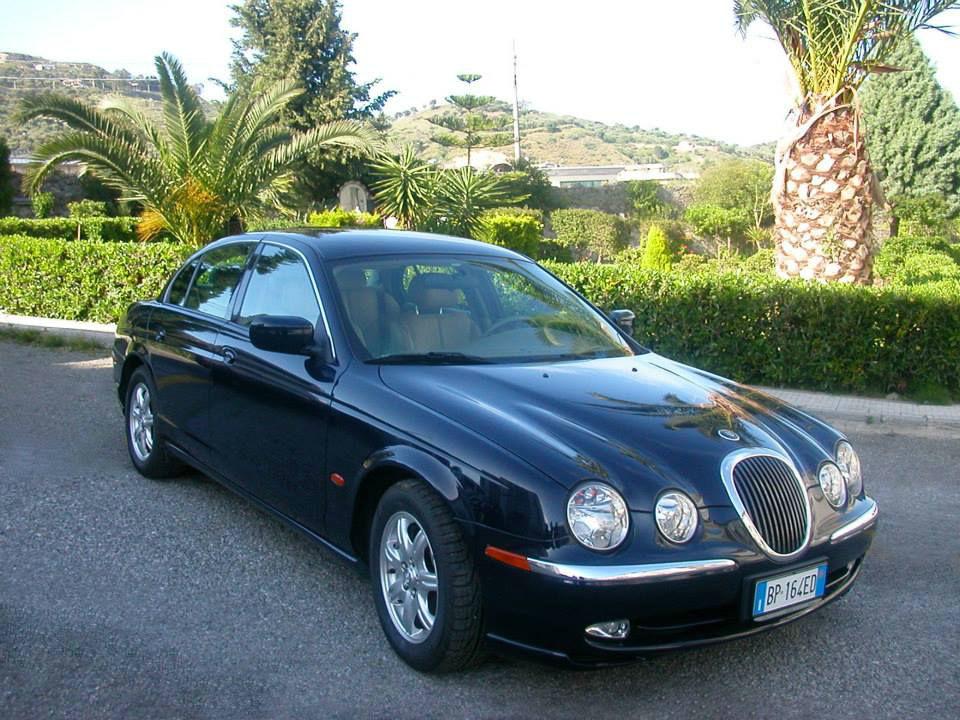 jaguar stype
