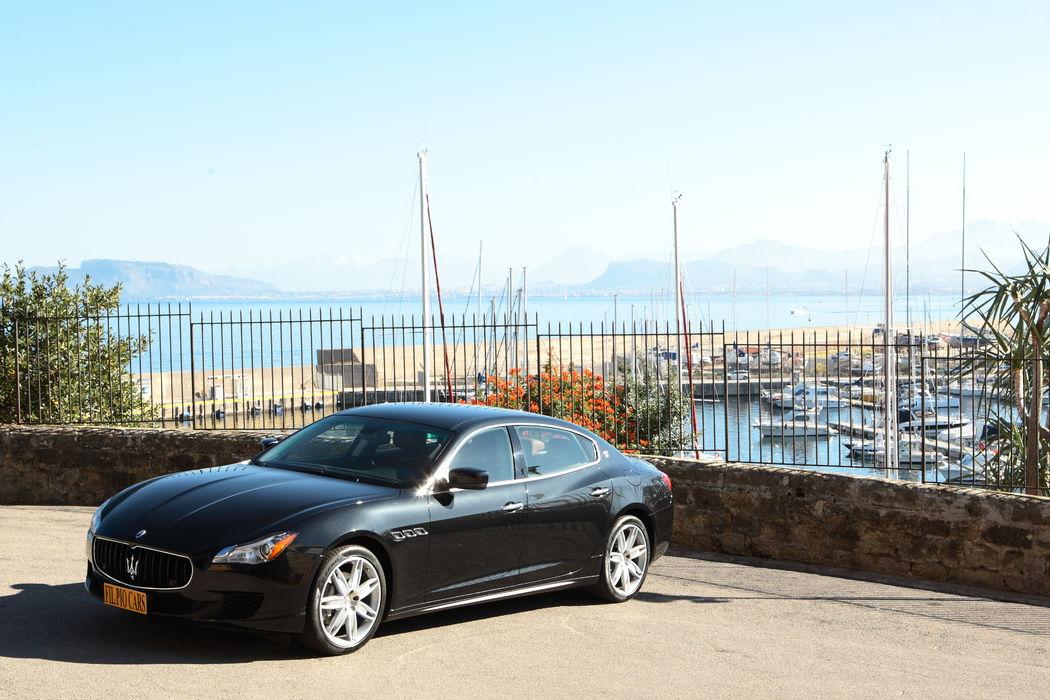 ESCLUSIVA Nuova Maserati QUATTROPORTE