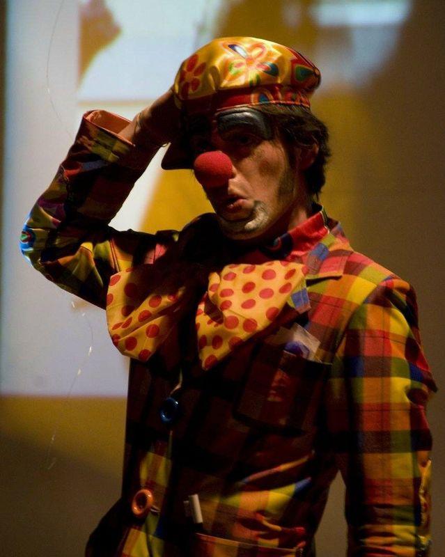 Mr.Milk - Espetáculos e Eventos  shoe de clown