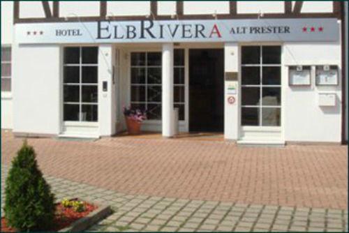 Beispiel: Eingangsbereich, Foto: Hotel Elbrivera Alt Prester.