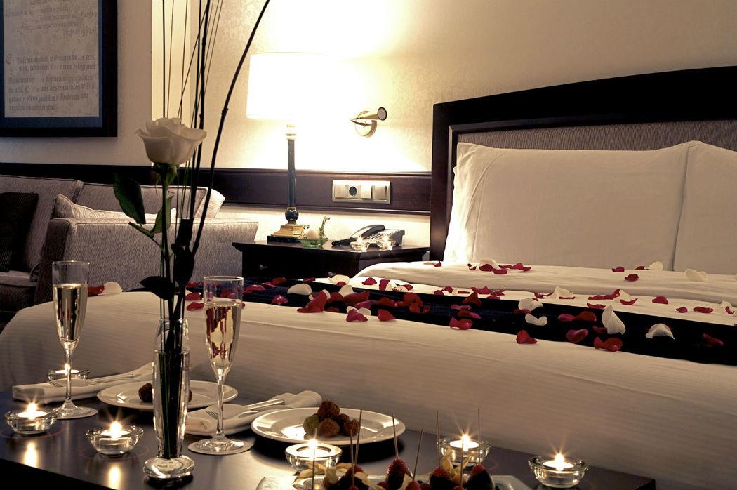 Hotel eurostars palacio buenavista bodas - Decoracion habitacion hotel ...