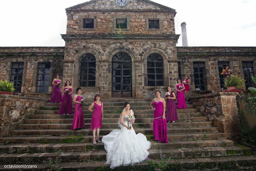 Bridal Session con Damas
