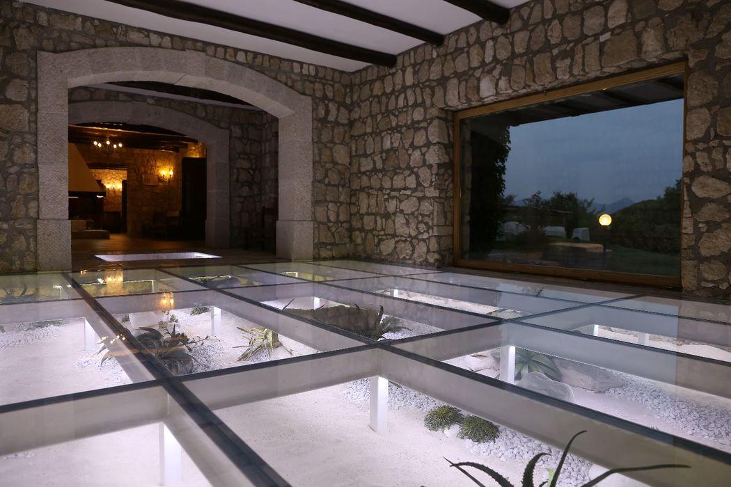 Sala di cristallo