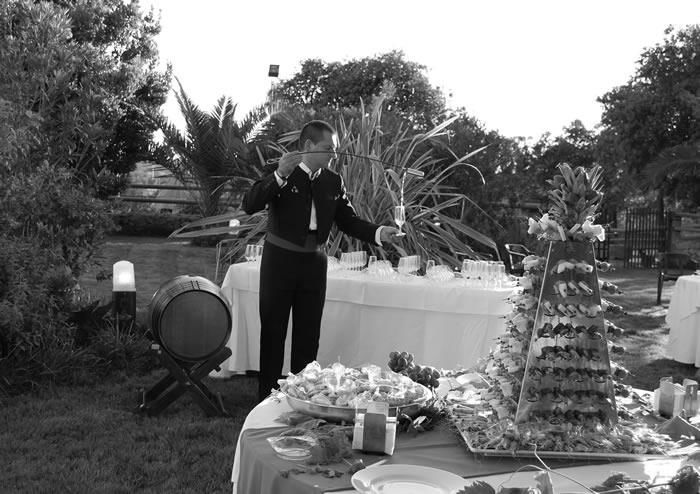 Hostepor catering.