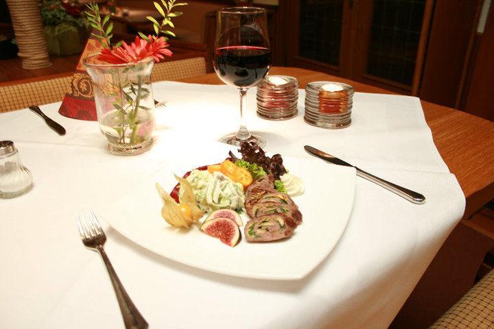 Beispiel: Gastronomie, Foto: AKZENT Hotel Hahnenkamp.