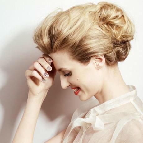 Beispiel: Wunderschöne Braut, Foto: JACKS Beauty Department.