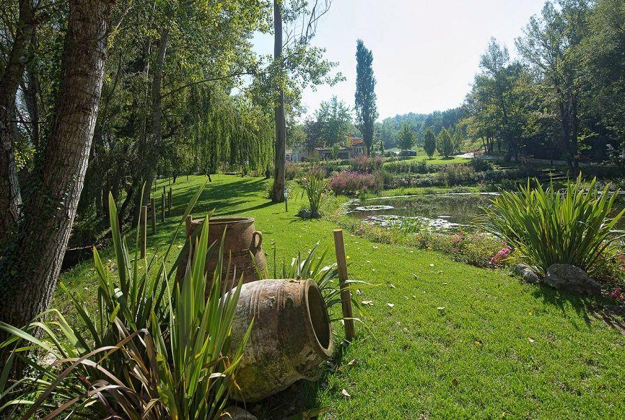 La Pampa Relais - Laghi e natura rigogliosa per un matrimonio eco-chic