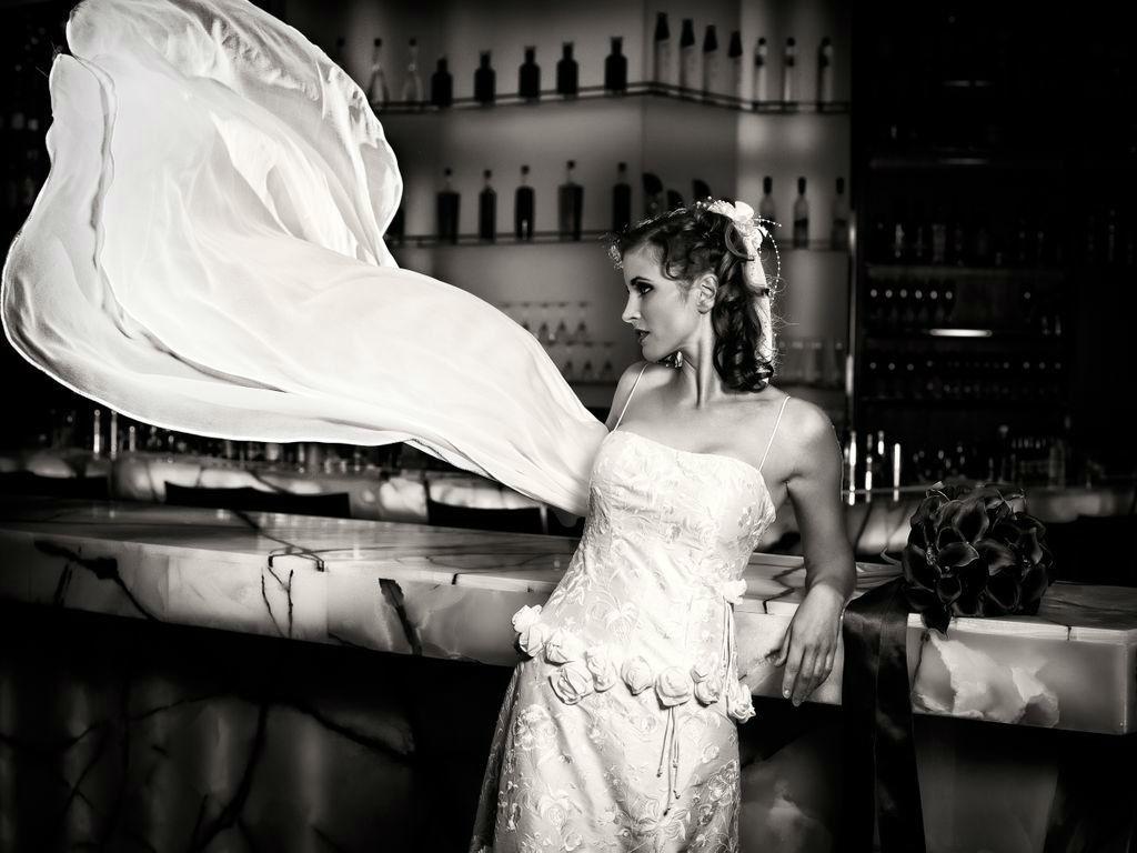Beispiel: Verzaubern Sie Ihren Bräutigam, Foto: Nina Tatavitto - My perfect look.