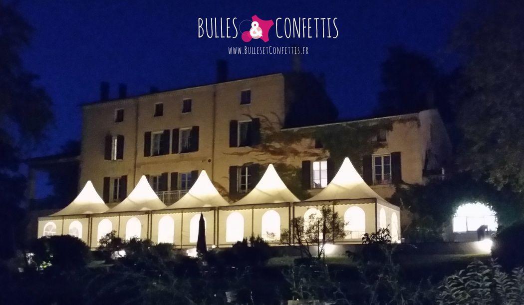 Bulles et Confettis