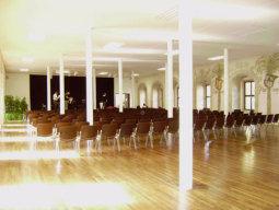 Beispiel: Palmensaal, Foto: Schloss Urach.