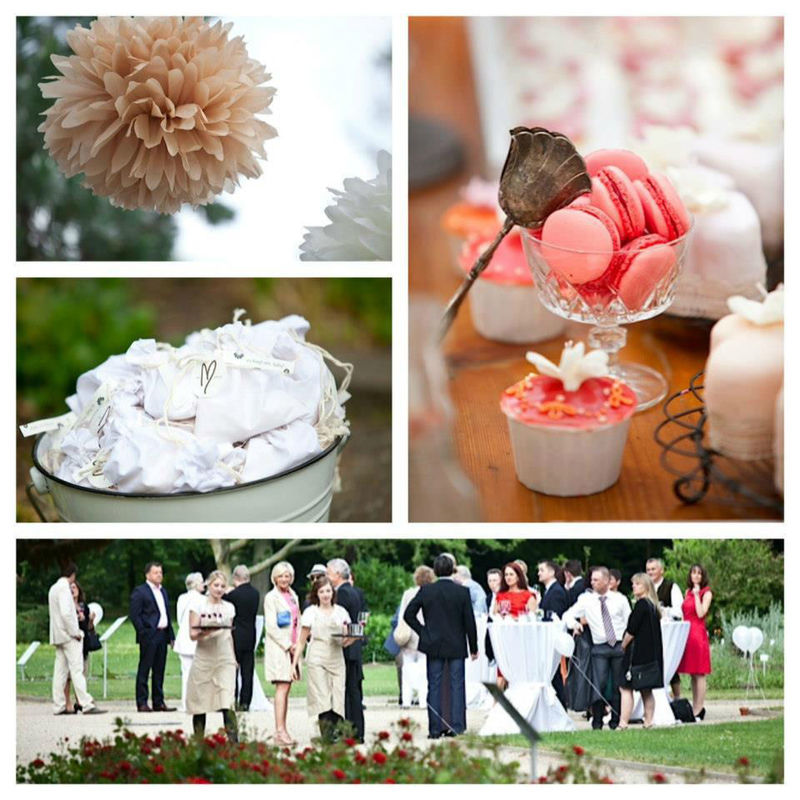 Beispiel: Komplettorganisation, Foto: Mr. & Mrs. Hochzeitsplaner.