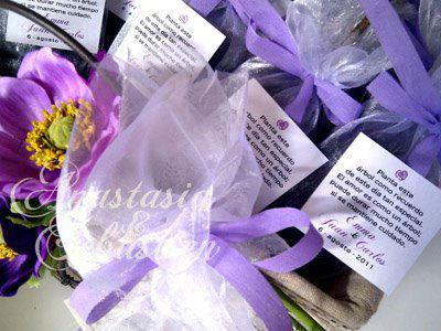 Anastasia y Sebastien, regalos