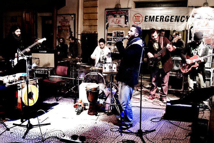 Concerti per Emergency 2008/'09/'10/'11