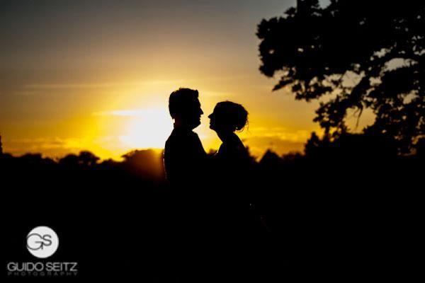 Beispiel: Romantische Hochzeitsfotos, Foto: Guido Seitz Photography.