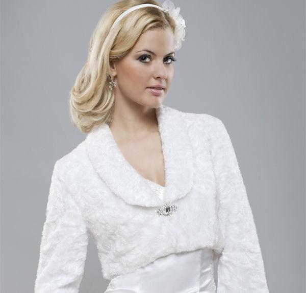 Beispiel: Zubehör für die Braut mit Stil, Foto: Eliyzi Couture Accessoires.