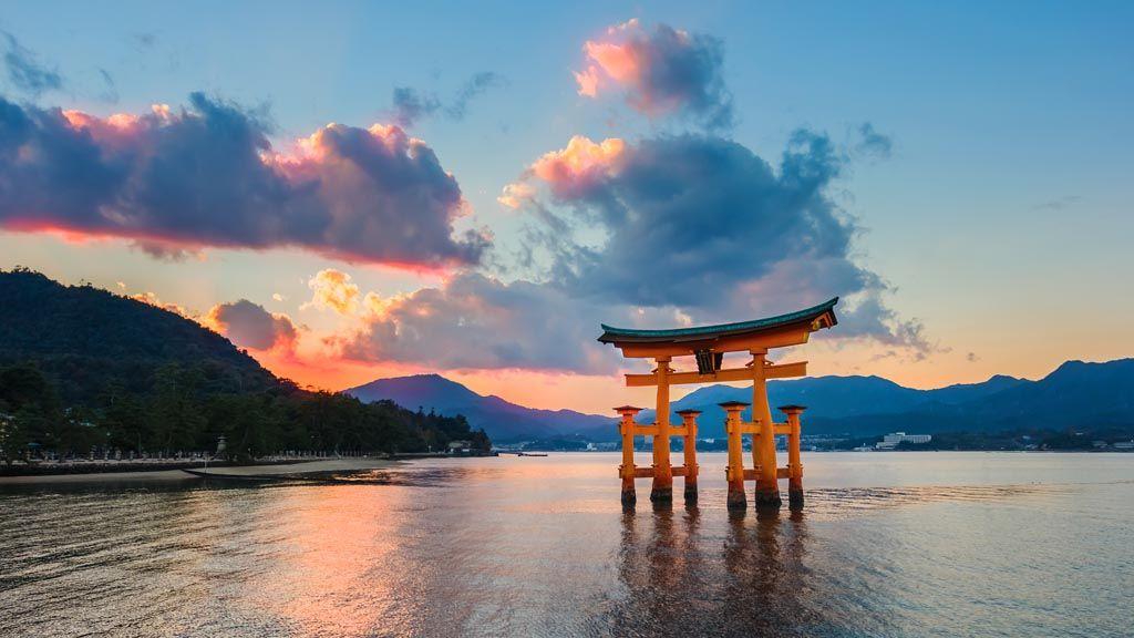 Miyajima, Japón