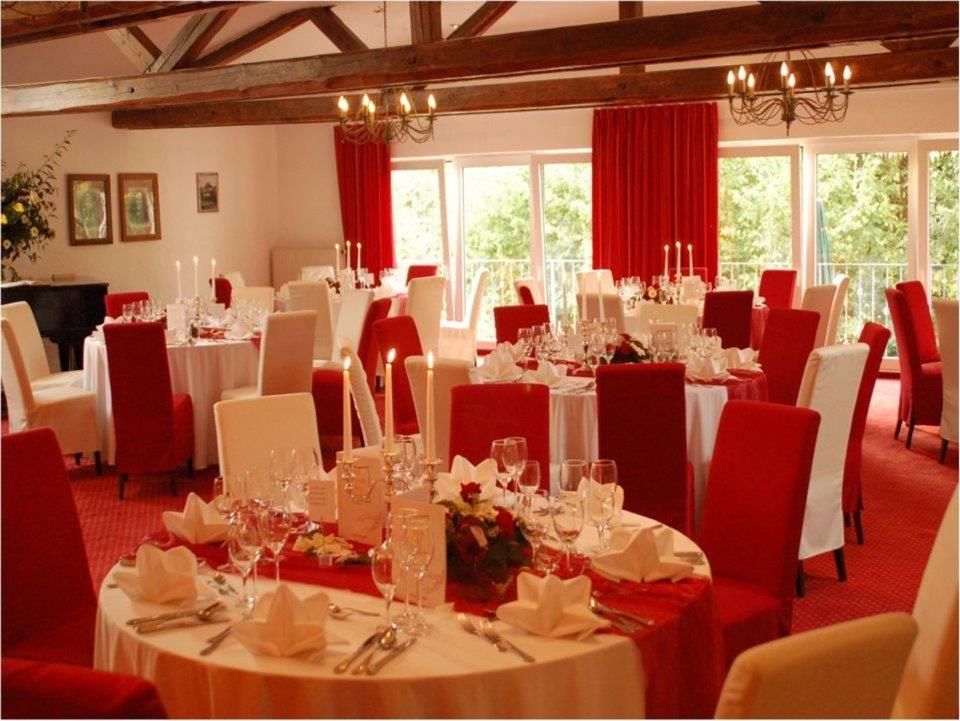Beispiel: Bankett, Foto: Hotel Antoniushütte.