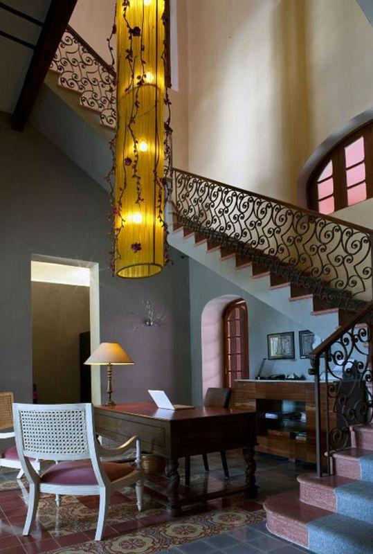 Hotel Rosas & Xocolate en Mérida, Yucatán
