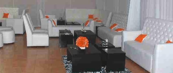 Decoración de boda y montaje estilo lounge - Foto Gastro Uno Banquetes