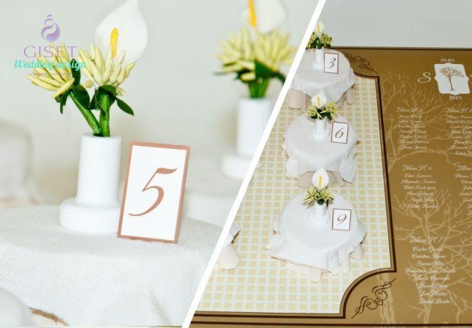Студия дизайна Giset Wedding