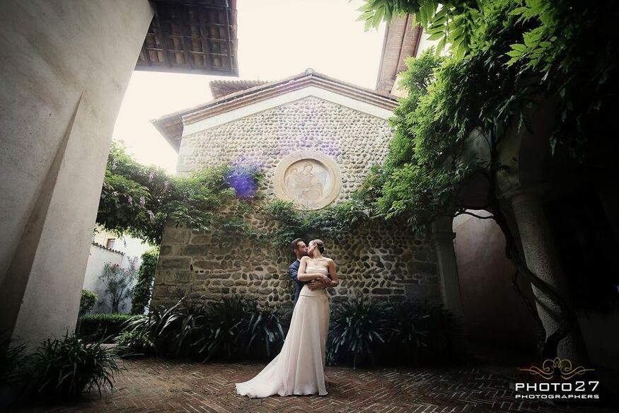 Matrimonio Abbazia di Santo Spirito Comignago