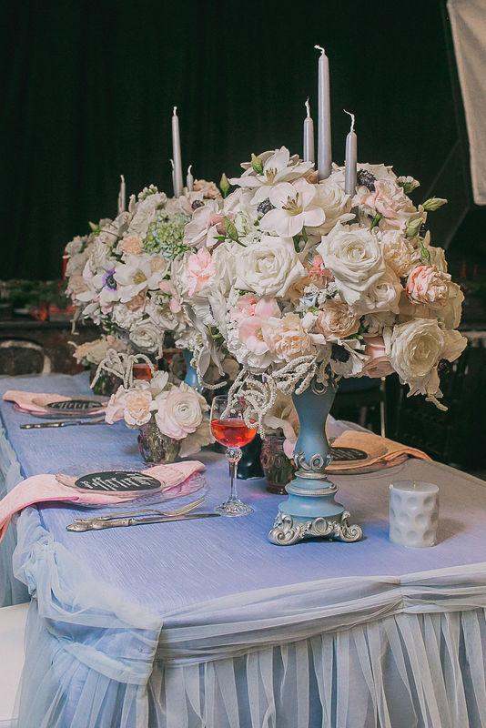 Свадебный банкет, свадебный ужин, оформление свадьбы