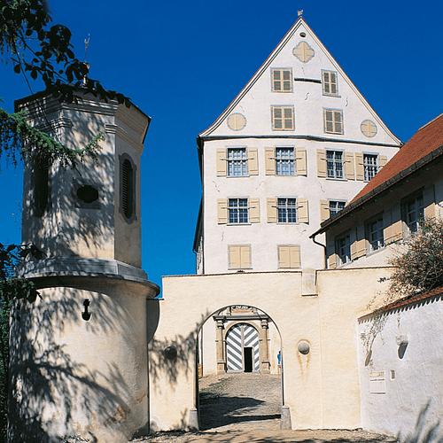 Beispiel: Toreingang, Foto: Schloss Achberg.