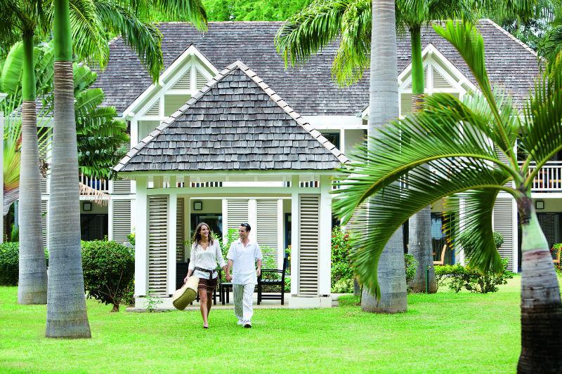 Tropische Gartenanlage, LUX* Ile de la Réunion