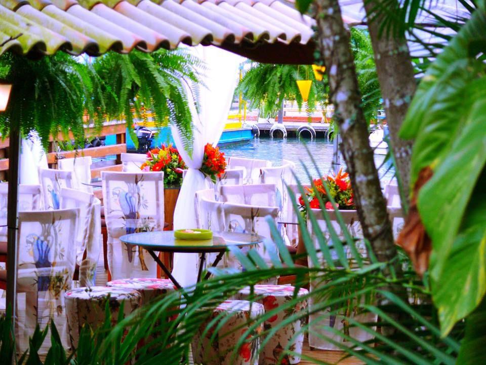 Iris Durán - Casamento na Ilha da Gigóia
